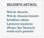 beliebtesteArtikel_lerigau.de