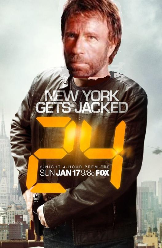 Vergesst Chuck Norris!
