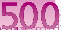 500: The rise of a Blog